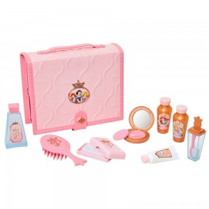 Disney Princess Style Collection - Travel Accessories Kit - Clearance Sale