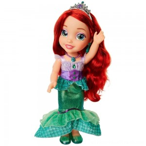 Disney Princess Majestic Collection Ariel Doll - Clearance Sale