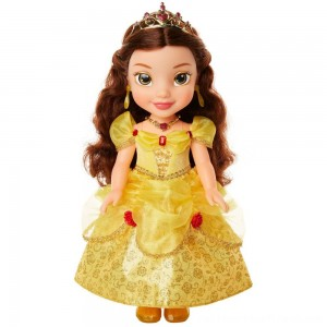 Disney Princess Majestic Collection Belle Doll - Clearance Sale