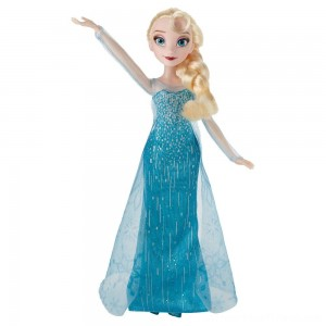 Disney Frozen Classic Fashion - Elsa Doll - Clearance Sale