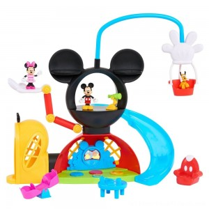 Disney Mickey Clubhouse Adventures Playset - Clearance Sale