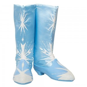 Disney Frozen 2 Elsa Boots - Clearance Sale
