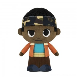 Funko Supercute Plush: Stranger Things - Lucas Plush - Clearance Sale