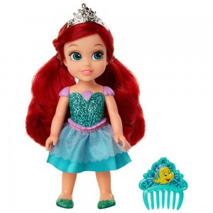 Disney Princess Petite Ariel Fashion Doll - Clearance Sale