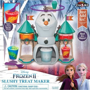 Disney Frozen 2 Slushy Treat Maker Activity Kit - Clearance Sale