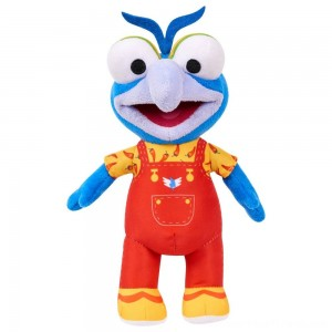 Disney Junior Muppet Babies Gonzo Plush - Clearance Sale