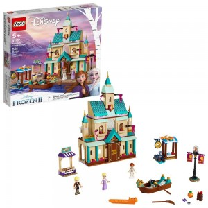 LEGO Disney Princess Frozen 2 Arendelle Castle Village 41167 Toy Castle Building Set for Imaginative Play - Clearance Sale