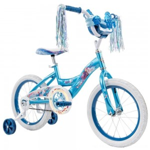 "Huffy Disney Frozen 2 16"" Bike - Blue, Girl's - Clearance Sale"