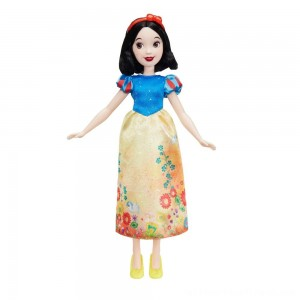 Disney Princess Royal Shimmer - Snow White Doll - Clearance Sale