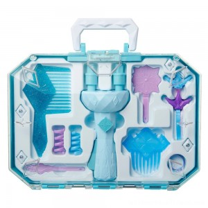 Disney Frozen 2 Elsa's Enchanted Ice Accessory Set - Clearance Sale
