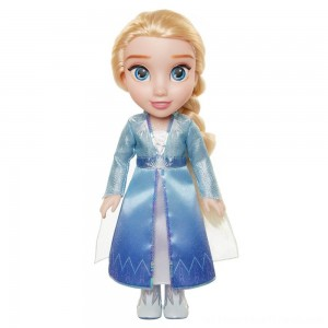 Disney Frozen 2 Elsa Adventure Doll - Clearance Sale