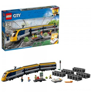 LEGO City Passenger Train 60197 - Clearance Sale