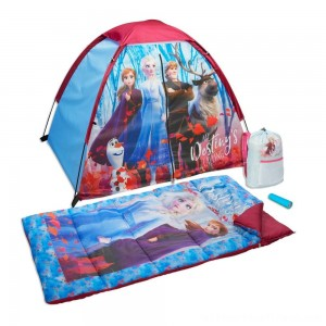 Disney Frozen 2 Anna 4pc Camp Kit - Clearance Sale