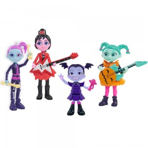 Disney Junior Vampirina and The Screams Figure Set - Clearance Sale