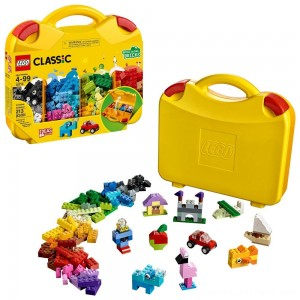 LEGO Classic Creative Suitcase 10713 - Clearance Sale