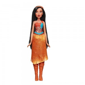 Disney Princess Royal Shimmer - Pocahontas Doll - Clearance Sale