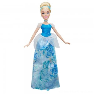 Disney Princess Royal Shimmer - Cinderella Doll - Clearance Sale