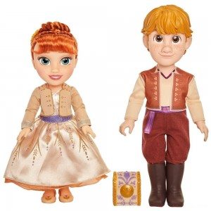 Disney Frozen 2 Anna and Kristoff Proposal Gift Set 2pk - Clearance Sale