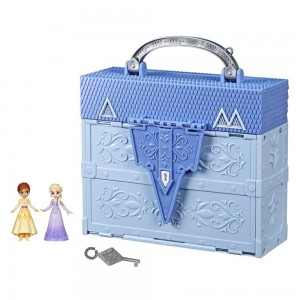 Disney Frozen 2 Pop Adventures Arendelle Castle Playset With Handle - Clearance Sale