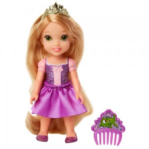 Disney Princess Petite Rapunzel Fashion Doll - Clearance Sale