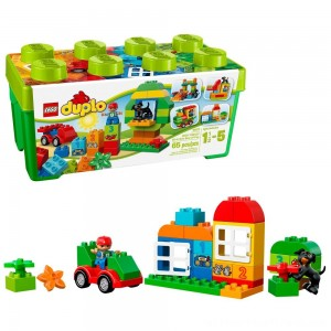 LEGO DUPLO My First All-in-One-Box-of-Fun 10572 - Clearance Sale