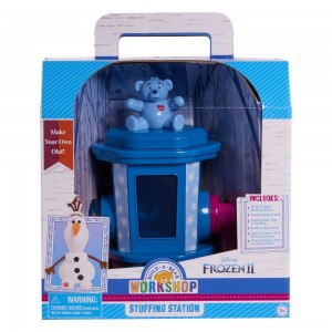 Build-A-Bear Workshop Disney Frozen Stuffing Station With Olaf Plush - Clearance Sale