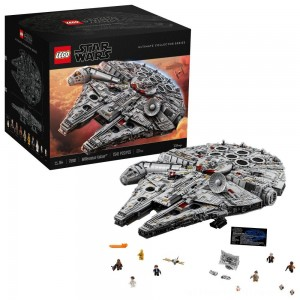 LEGO Star Wars Millennium Falcon 75192 - Clearance Sale
