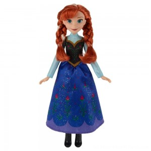 Disney Frozen Classic Fashion - Anna Doll - Clearance Sale