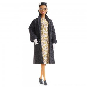 Barbie Signature Inspiring Women Series Rosa Parks Collector Doll - Clearance Sale