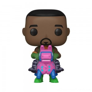Funko POP! Games: Fortnite - Giddy Up - Clearance Sale