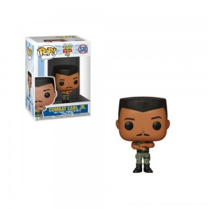 Funko POP! Disney: Toy Story 4 - Combat Carl Jr. - Clearance Sale