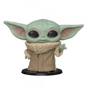 "Funko POP! Star Wars - 10"" The Child (Baby Yoda) - Clearance Sale"