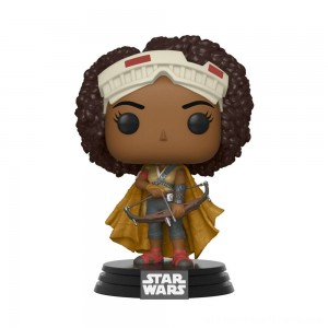 Funko POP! Star Wars: The Rise of Skywalker - Jannah - Clearance Sale