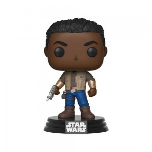 Funko POP! Star Wars: The Rise of Skywalker - Finn - Clearance Sale