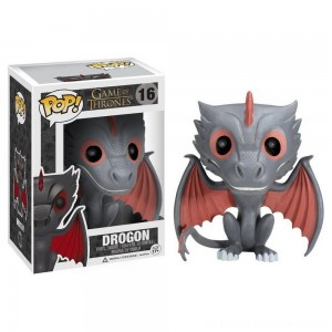 Funko POP! Game of Thrones - Drogon Figure - Clearance Sale
