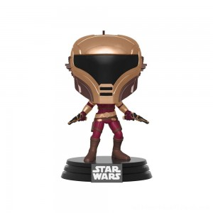 Funko POP! Star Wars: The Rise of Skywalker - Zorii Bliss - Clearance Sale
