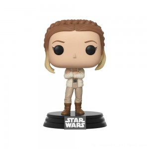 Funko POP! Star Wars: The Rise of Skywalker - Lieutenant Connix - Clearance Sale