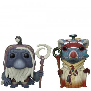 Funko POP! Television: Netflix The Dark Crystal - Age of Resistance - The Wanderer & The Heretic 2pk (Shared NYCC Debut) - Clearance Sale