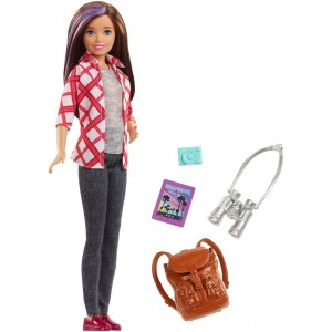 Barbie Travel Skipper Doll - Clearance Sale