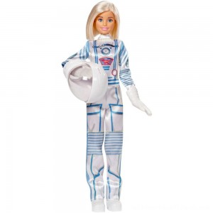 Barbie Careers 60th Anniversary Astronaut Doll - Clearance Sale
