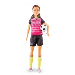 Barbie Careers 60th Anniversary Athlete Doll - Clearance Sale