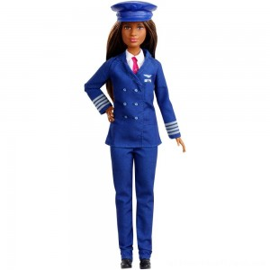 Barbie Careers 60th Anniversary Pilot Doll - Clearance Sale