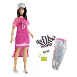 Barbie Fashionista Hot Mesh Doll - Clearance Sale