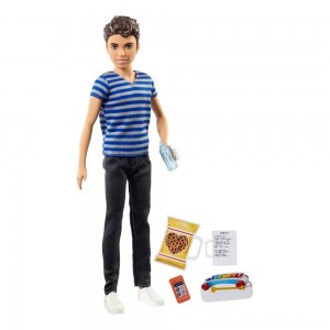 Barbie Skipper Babysitters Inc. Boy Sitter Doll and Accessory - Clearance Sale