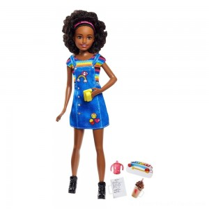 Barbie Skipper Babysisters Inc. Doll - Brunette - Clearance Sale