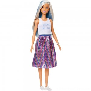 Barbie Fashionistas Doll #120 Dream All Day - Clearance Sale