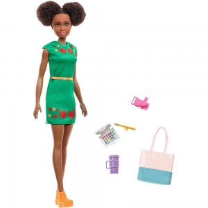 Barbie Travel Nikki Doll, fashion dolls - Clearance Sale