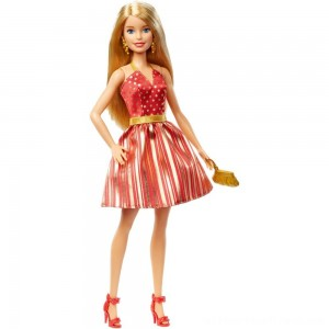 Barbie Holiday Doll, fashion dolls - Clearance Sale