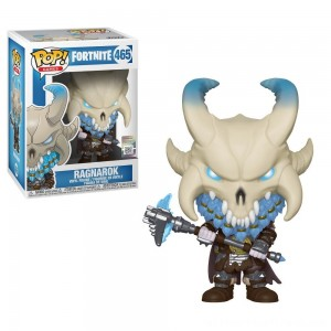 Funko POP! Games: Fortnite - Ragnarok - Clearance Sale