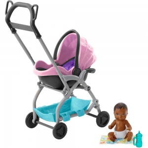 Barbie Skipper Babysitters Inc. Doll & Playset - Clearance Sale